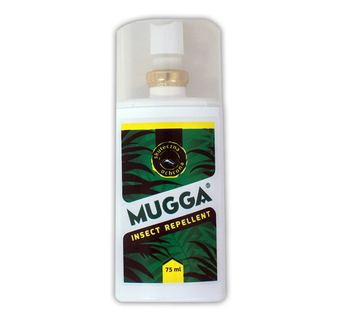 Repelent na insekty Mugga Spray 75ml