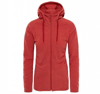 Polar damski The North Face Mezzaluna Full Zip Hoody '18