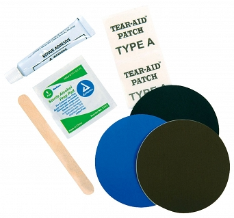 Zestaw naprawczy Therm-a-rest Permanent Home Repair Kit