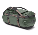 Torba The North Face Base Camp Duffel  - thyme/falcon brown