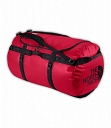 Torba The North Face Base Camp Duffel - tnf red/tnf black