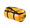 Torba The North Face Base Camp Duffel - summit gold/tnf black