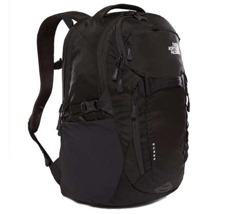 Plecak The North Face Surge '19 - tnf black