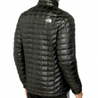 Kurtka The North Face ThermoBall Full Zip Jacket- tnf black - tył