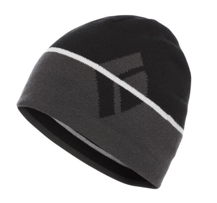 Czapka Black Diamond Brand Beanie - black/antracite/alloy