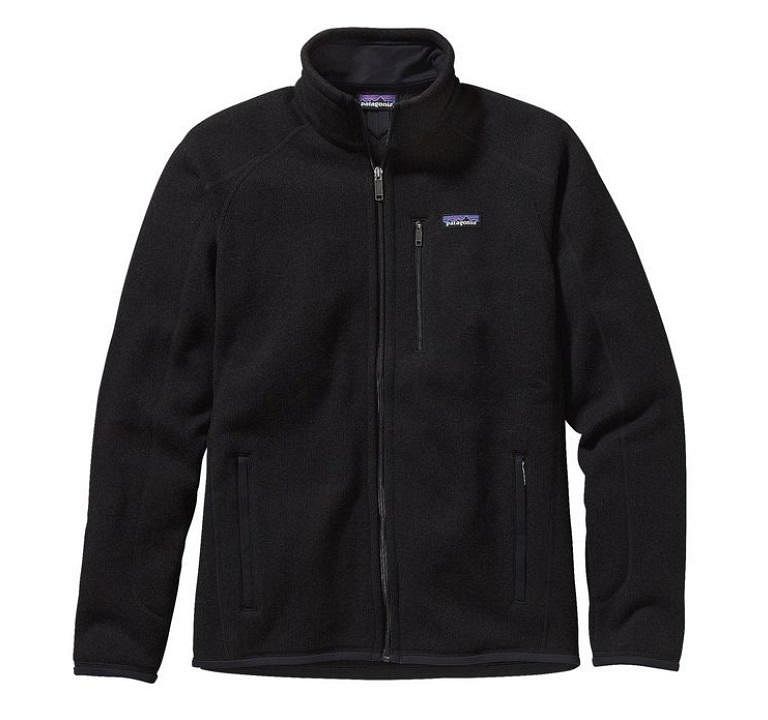 Bluza Patagonia Better Sweater™ - black