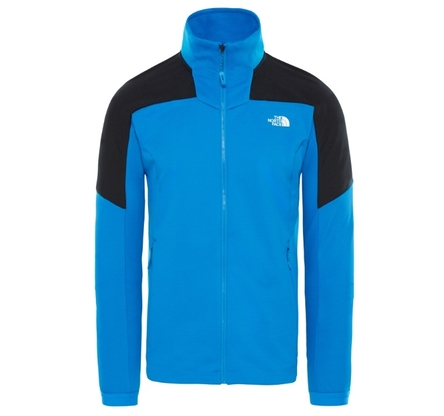 Bluza The North Face Impendor Full Zip Mid Layer - bomber blue