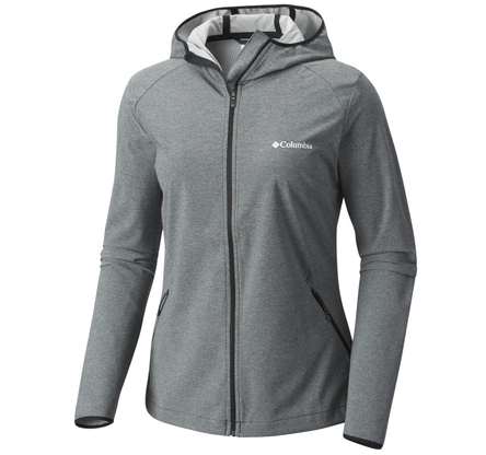 Kurtka damska Columbia Heather Canyon - black heather