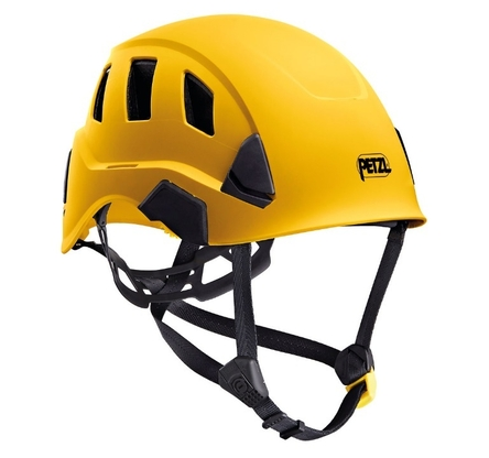Kask Petzl Strato Vent - yellow