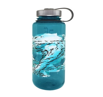 Butelka Nalgene Wide Mouth with Graphic