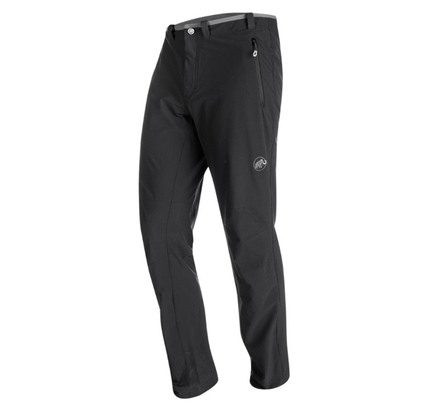 Spodnie Mammut Runbold Trail SO Pants - black