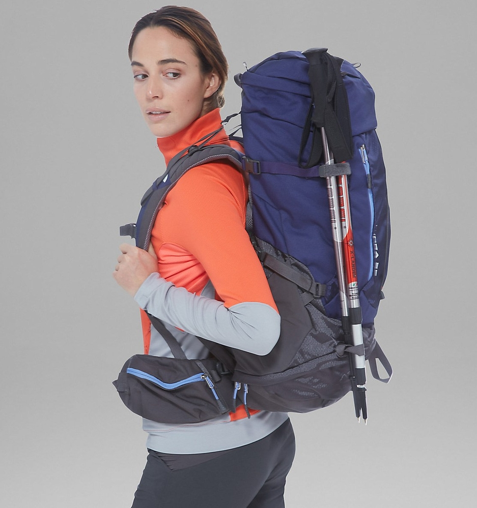 Plecak damski The North Face Terra 55