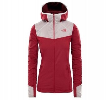 Bluza damska The North Face Inlux Tech Midlayer