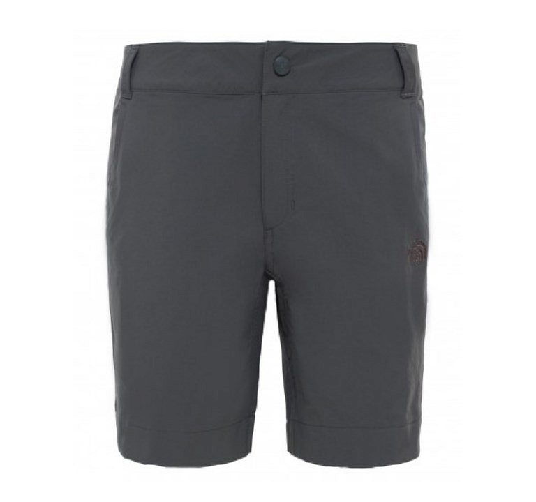 Spodenki damskie The North Face Exploration Short - asphalt grey