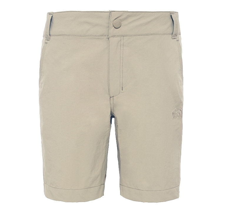 Spodenki damskie The North Face Exploration Short - dune beige