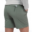 Spodenki damskie The North Face Exploration Short - laurel wreath green - tył