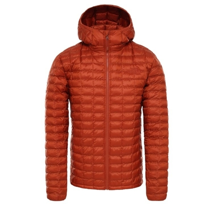 Kurtka The North Face ThermoBall™ Eco Hoodie - picante red matte