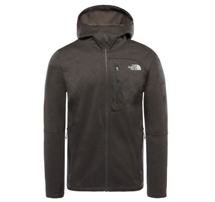 Bluza The North Face Canyonlands Hoodie '18 - dark grey heather
