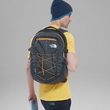 Plecak The North Face Borealis 28L - asphalt grey/citrine yellow