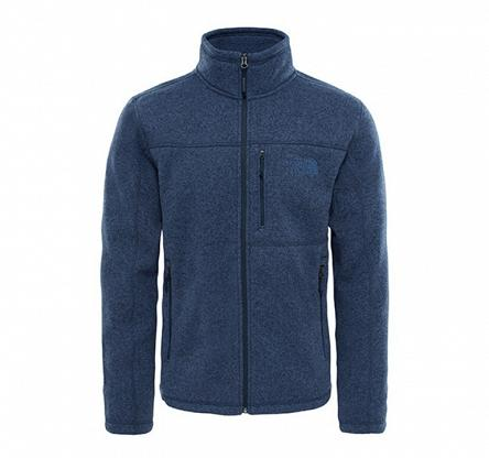 Bluza The North Face Gordon Lyons Full Zip - urban navy heather