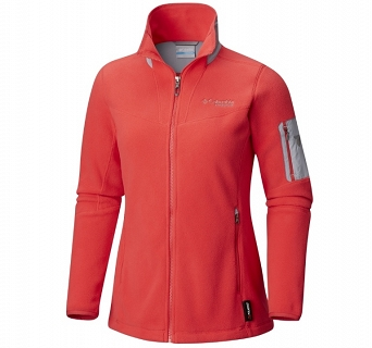 Polar damski Columbia Titan Pass II 2.0 Fleece