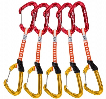 Zestawe ekspresów Climbing Technology Fly-Weight Evo Set Pack