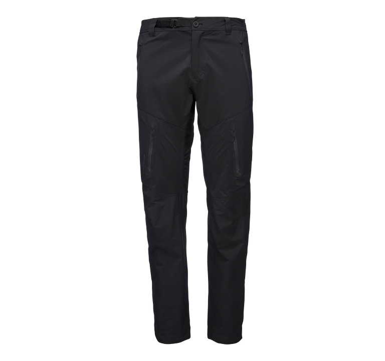 Spodnie Black Diamond Traverse Pants - black