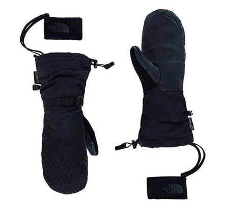 Łapawice damskie The North Face Montana GTX Mitt - tnf black