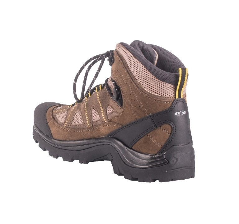 Buty Salomon Authentic LTR GTX - lewy profil tył