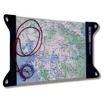Mapnik Sea To Summit Guide Map Case
