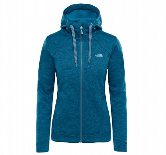Polar damski The North Face Kutum Full Zip Hoodie