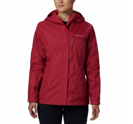 Kurtka damska Columbia Pouring Adventure II Jacket - red orchid