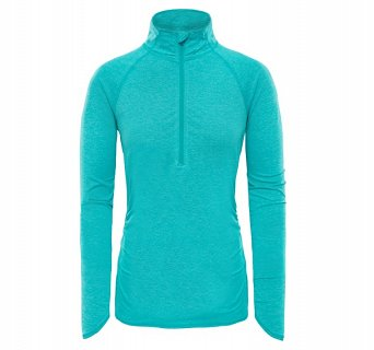 Koszulka damska The North Face Motivation Strip 1/2 Zip