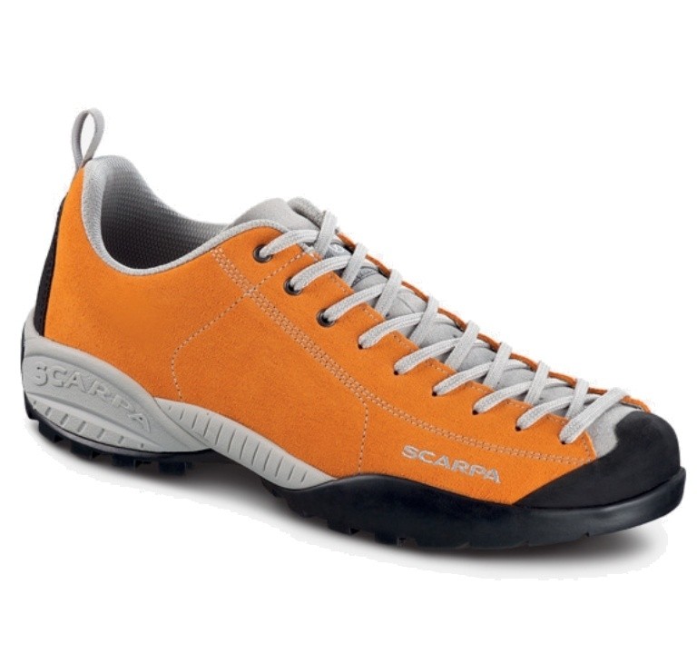 Buty Scarpa Mojito - sunset orange
