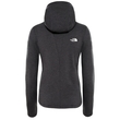 Bluza damska The North Face Impendor Light Midlayer Hoodie - tnf black heather