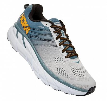 Buty Hoka One One Clifton 6 - lead/lunar rock
