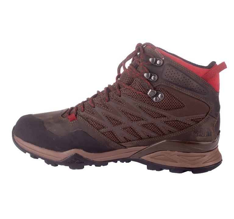 Buty The North Face Hedgehog Hike Mid GTX - bok