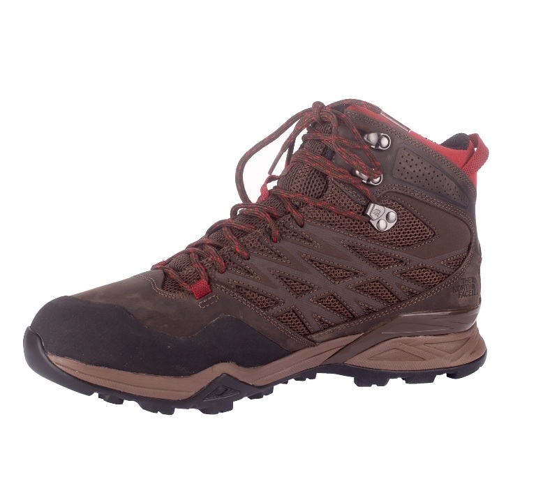 Buty The North Face Hedgehog Hike Mid GTX - lewy profil przód