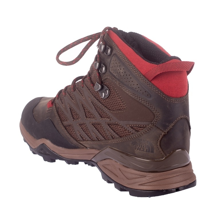 Buty The North Face Hedgehog Hike Mid GTX - lewy profil tył