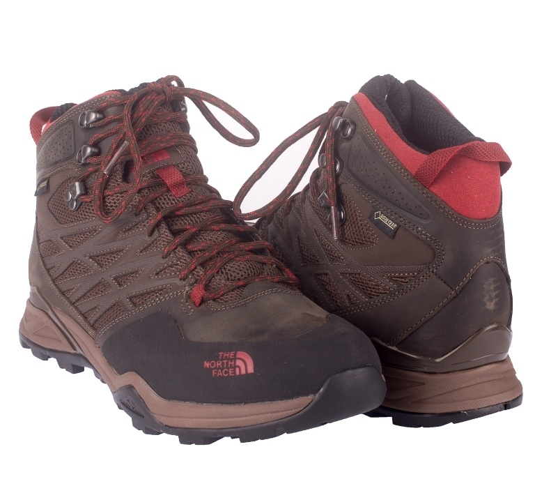 Buty The North Face Hedgehog Hike Mid GTX - para