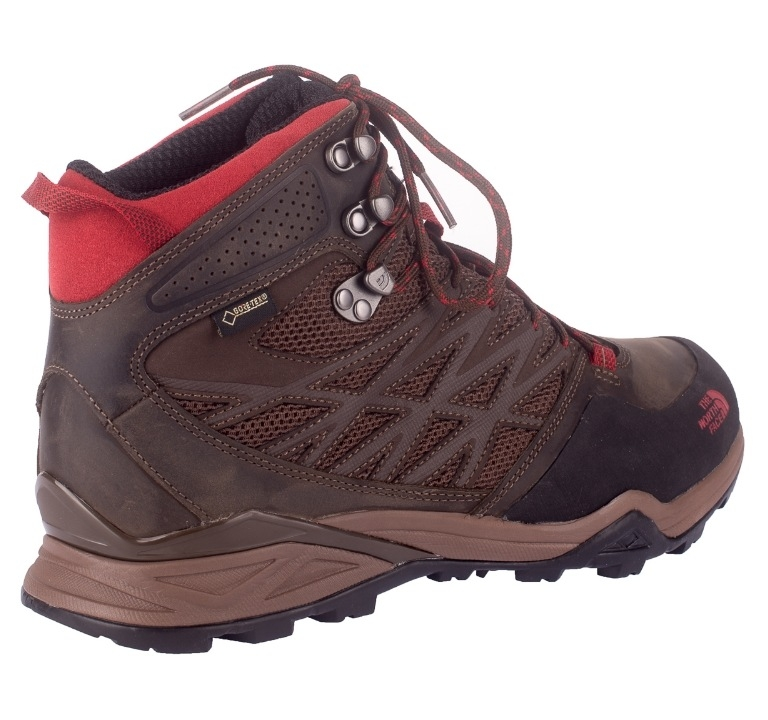 Buty The North Face Hedgehog Hike Mid GTX - prawy profil tył