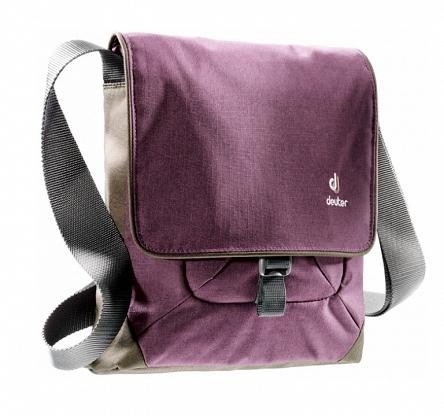 Saszetka Deuter Appear - aubergine/brown