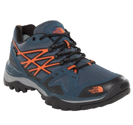 Buty The North Face Hedgehog Fastpack GTX  - ink blue/scarlet ibis