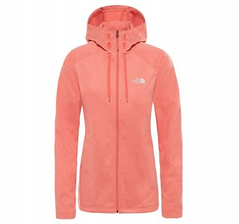 Polar damski The North Face Tech Mezzaluna Hoodie