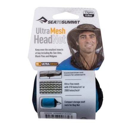 Moskitiera Sea To Summit Mosquito Ultra-Fine Mesh Head Net