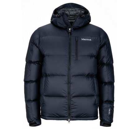 Kurtka Marmot Guides Down Hoody - black
