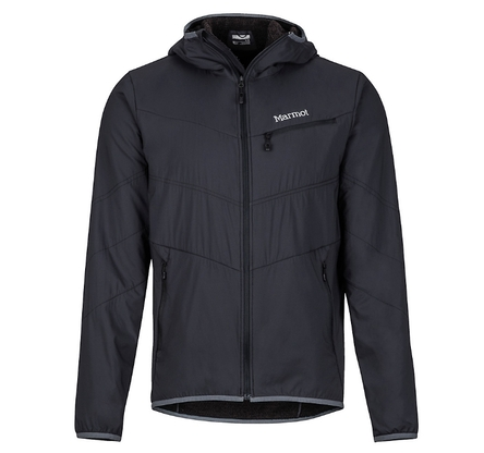 Kurtka Marmot Alpha 60 Jacket - black