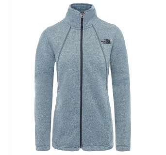 Polar damski The North Face Crescent Full Zip '18