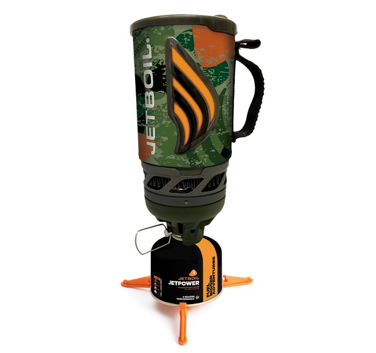 Palnik Jetboil Flash Personal Cooking System  new - jet cam