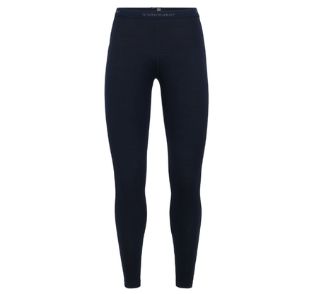 Kalesony damskie Icebreaker Oasis 200 Legging - midnight navy